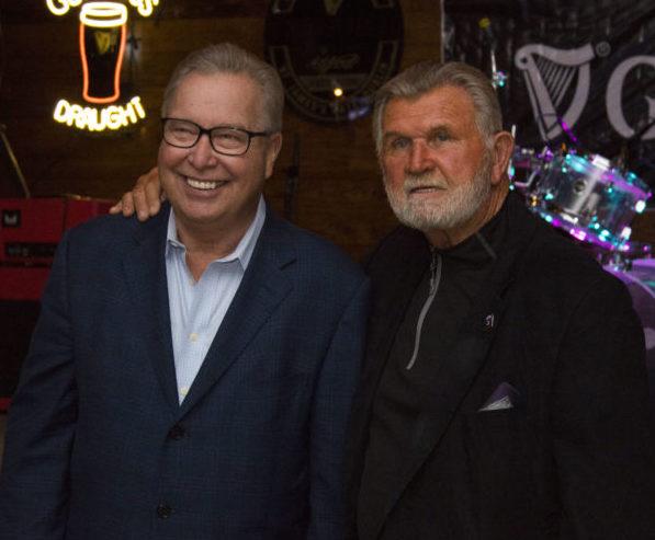Ron Jaworski and Mike Ditka