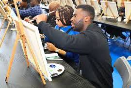 Painting with the Pros