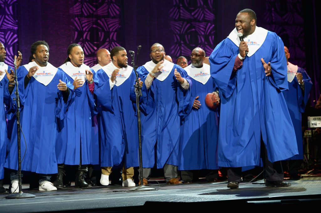 NFL Players Choir